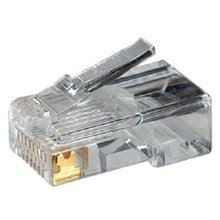 CONECTOR RJ45 8/8V CAT6 BLINDADO (FTP)