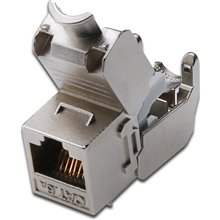 BASE RJ45 PANEL CAT6A C/PANTALLA