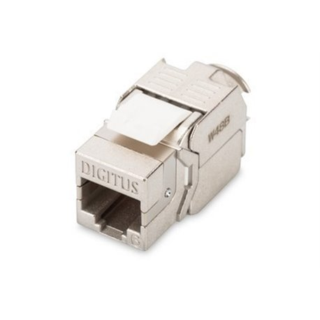 BASE RJ45 PANEL CAT6 C/PANTALLA