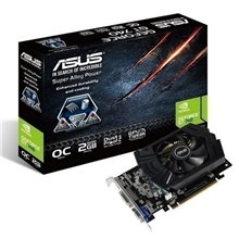 PLACA VIDEO PCI-E GEFORCE GT740 2GB