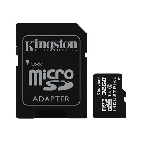 MEMORIA MICRO SD 32GB INDUSTRIAL