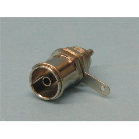 CONECTOR TV BASE H 9,5MM